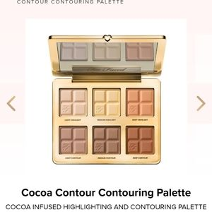 Too Faced Cocoa Contour and Highlighting Palette
